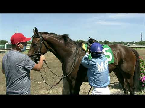 video thumbnail for MONMOUTH PARK 07-25-20 RACE 5