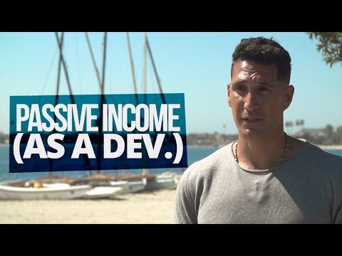Passive Income As A Developer: HOW? ($2000/Month Or More!)