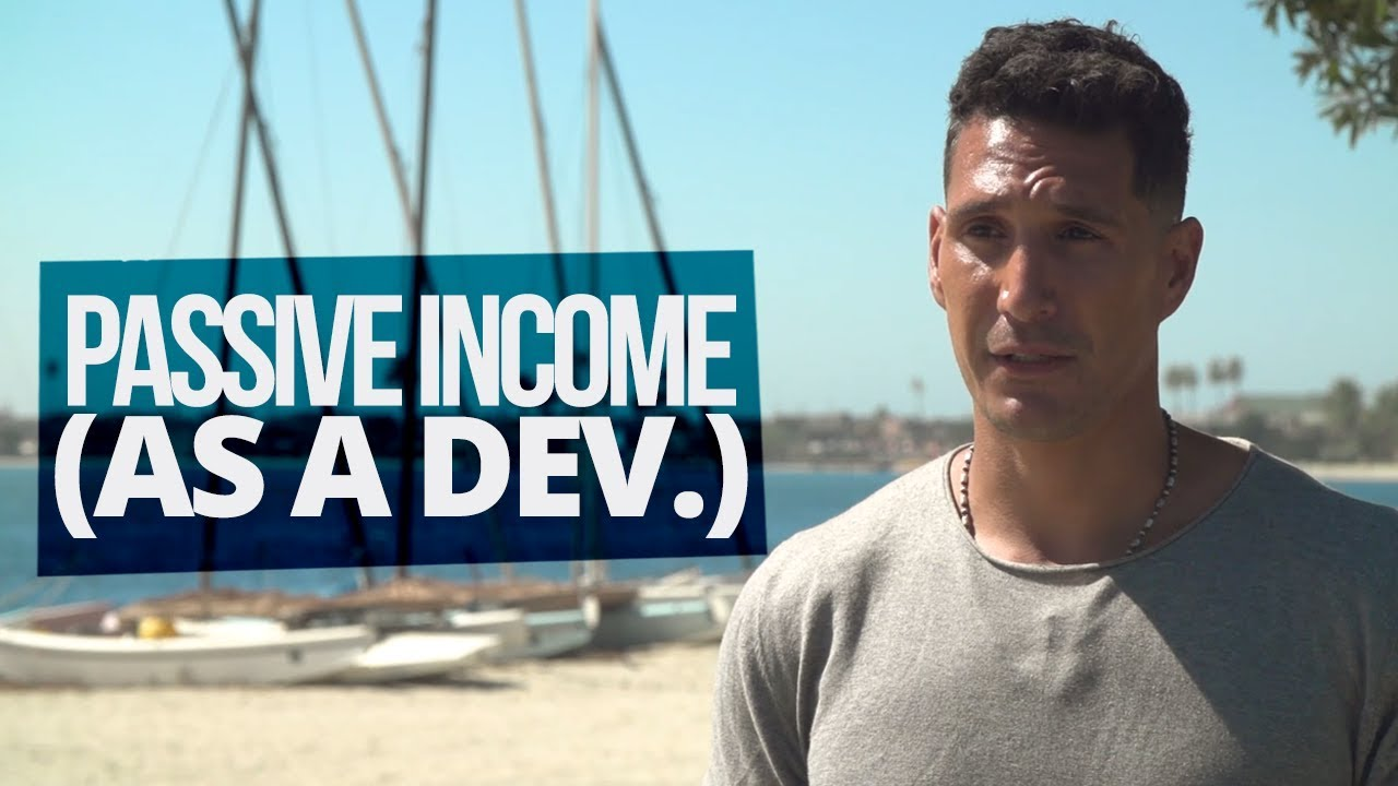 Passive Income As A Developer: HOW? ($2000/Month Or More!) - Simple