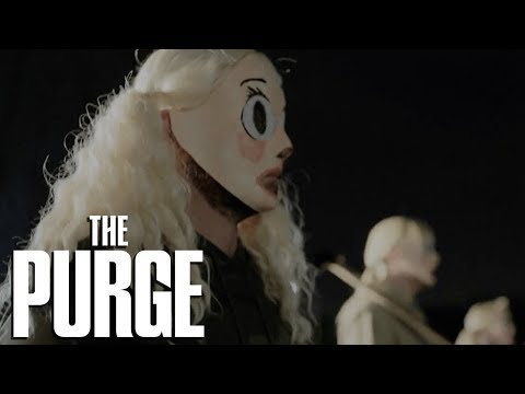 THE PURGE TV Series  First Look  USA Network