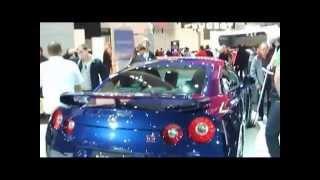 BMW  CONCEPT car  HSV GTS BLACK EDITION in RED ,GODZILLA,GTR JAGUAR  RE Visit