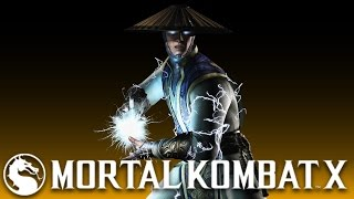 Mortal Kombat X (iOS/Android) GOLD THUNDER GOD RAIDEN REVIEW Lets play Gameplay