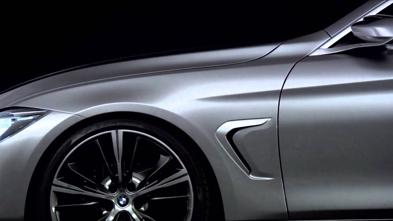 BMW Series Coupe Concept YouTube - 2012 bmw 4 series
