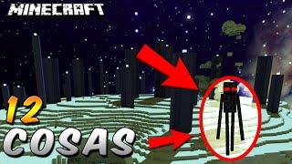 Minecraft - 12 Cosas que No Sabías de El END - Rabahrex