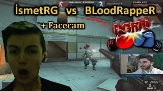 Beklenen An!! Wolfteam İSMETRG vs BLoodRappeR + FACECAM SNİPER!!