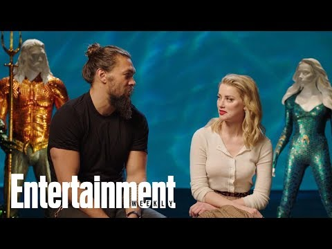 Why Amber Heard Hesitated To Take The 'Aquaman' Role At First | Entertainment Weekly