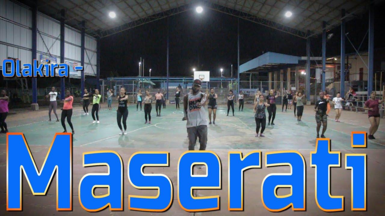 Olakira - Maserati I FALLY van GENNIP I ADULTS DANCE SESSION