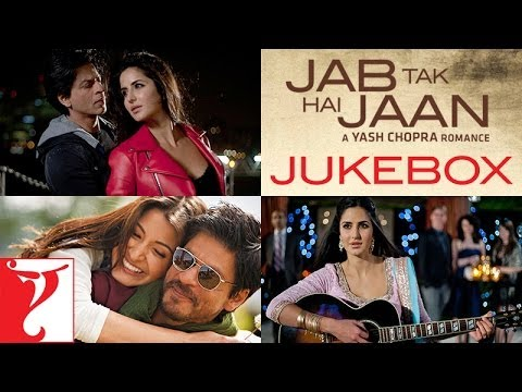 Jab Tak Hai Jaan - Full Songs Audio Jukebox | A. R. Rahman | Shah Rukh Khan | Katrina Kaif | Anushka