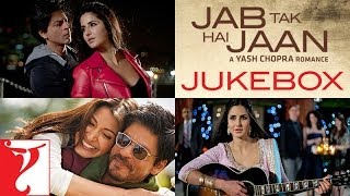 Jab Tak Hai Jaan - Audio Jukebox