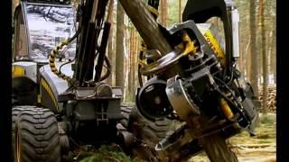 Maszynowe pozyskanie i zrywka drewna
