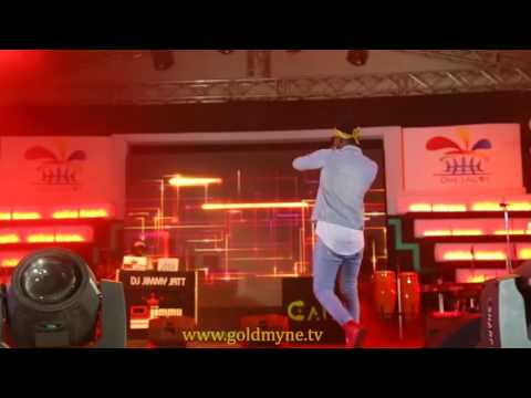 KISS DANIEL'S LIVE PERFORMANCE AT ONE LAGOS FIESTA 2016