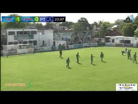 Ituzaingo 1 Victoriano Arenas 4 - Los Goles