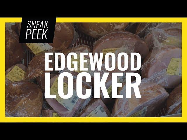 SNEAK PEEK | Client Spotlight of Edgewood Locker