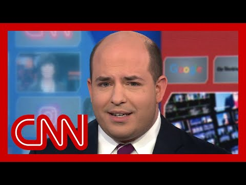Brian Stelter shows how Fox News coverage of impeachment trial was different