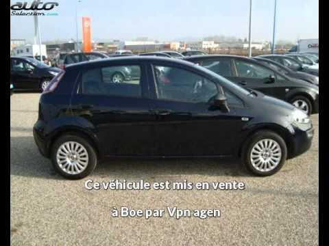 Fiat punto evo occasion à Boe en vente sur Auto Séléction
