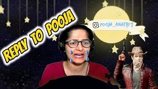 A few Question for POOJA from CaptainMD