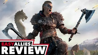 Assassin's Creed Valhalla - Easy Allies Review (Video Game Video Review)