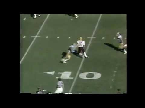 JediASU:1996 ASU at UCLA JR Redmond Pass to Jake Plummer Rushing TD