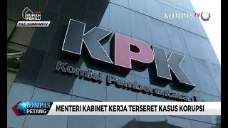 Download Video Jelang Akhir Masa Jabatan, 3 Menteri Kabinet Kerja Terseret Kasus Korupsi MP3 3GP MP4