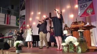 Medley de Adoración, Yashira Guidini