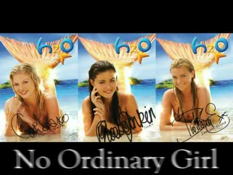 H2O Song _ No Ordinary Girl + Lyrics - Kate Alexa
