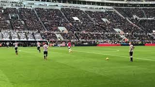 Newcastle vs man united 1-0