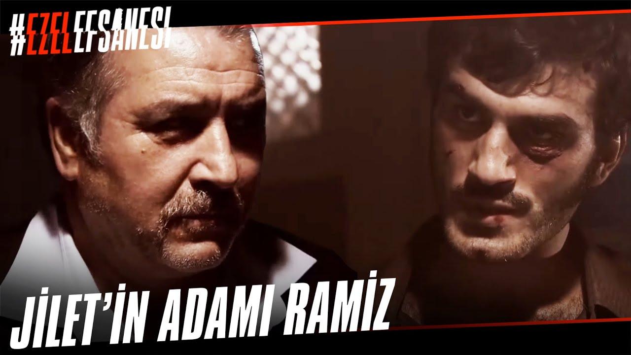 Ramiz Karaeski ve Jilet Ahmet İlk Tanışma | Ezel 36. Bölüm