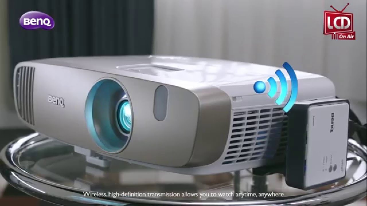 Review benq w2000 dlp projector youtube