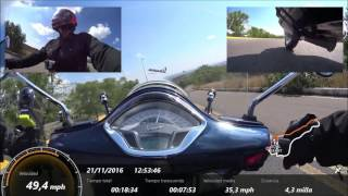 Vespa GTS 300 ie 2016, real user review