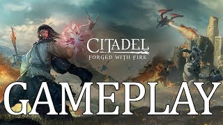 Citadel: Forged with Fire | PC Indie Gameplay