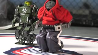vuclip Supa Robot Attack - Devil Dog Vs Zom-B-Boy