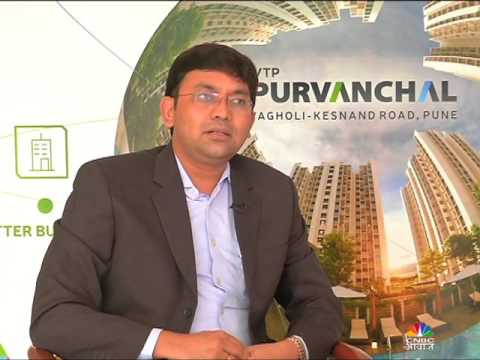 India real estate guide 'VTP Purvanchal' Pune
