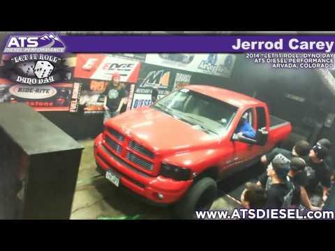 ATS Diesel LIR 2014 Jerrod Carey