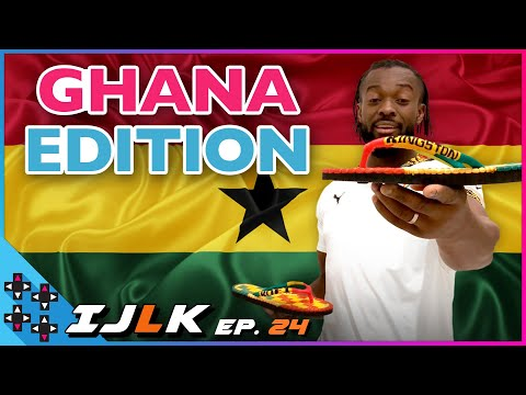 Kofi's Kicks Adventure in GHANA! – I Just Love Kicks #24