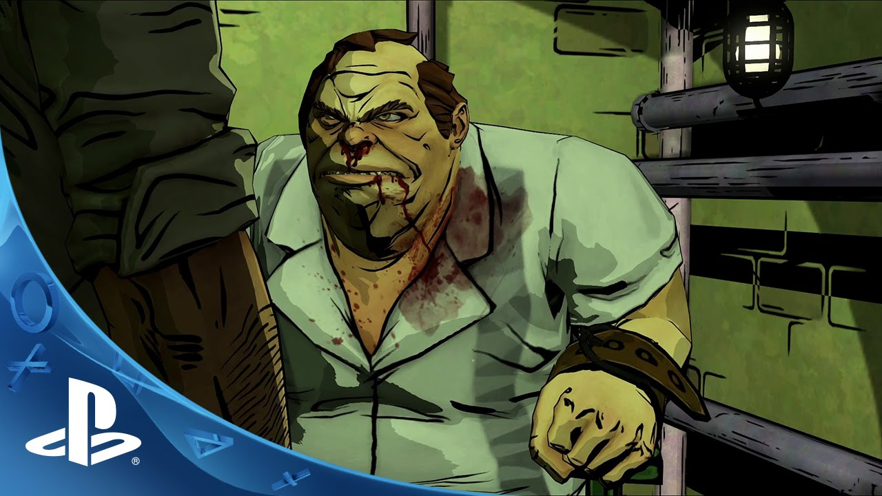 The Wolf Among Us -- Accolades Trailer | PS4, PS3, PS Vita