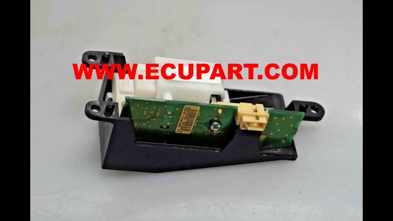 Bmw 1 Series E87 04 10 E81 E82 E88 E90 E91 Electronic Steering Fuse Box Column Lock Motor