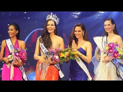 Miss Universe Thailand 2019 FULL SHOW HD