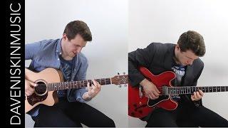 Brazilian Medley (One Note Samba / Summer Samba / Ipanema) - Fingerstyle Acoustic Guitar