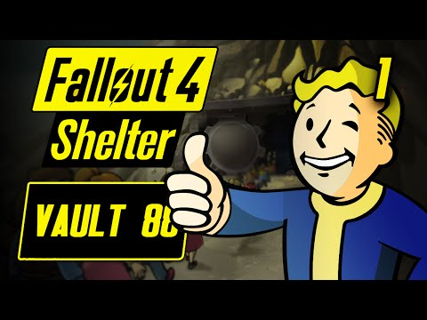 Fallout Shelter PC - I NEED MORE LUNCH BOXES?? - Fallout Shelter PC Gameplay - Vault 88 #1