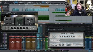 Stacking Bass Amps for Big Bass Tones (5 Minute Mix Tips) | MixBetterNow.com