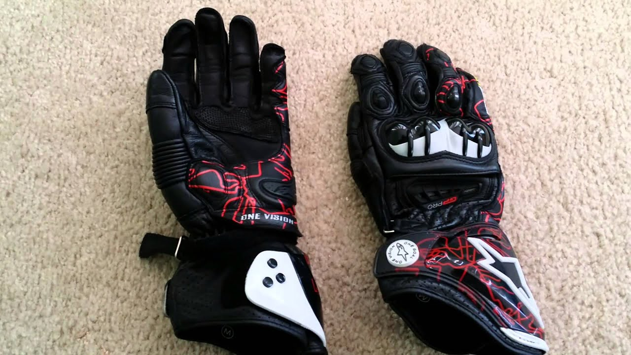 alpinestars gp pro gloves youtube. Black Bedroom Furniture Sets. Home Design Ideas