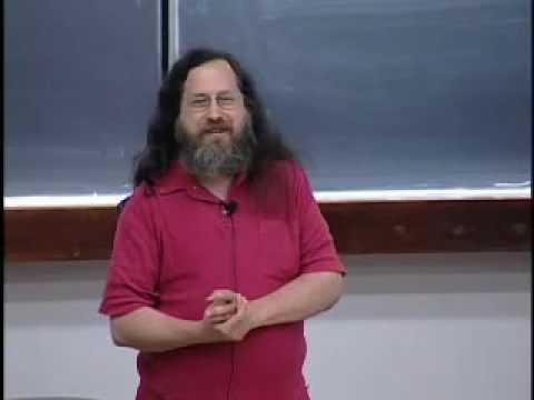 The Danger of Software Patents   Richard Stallman
