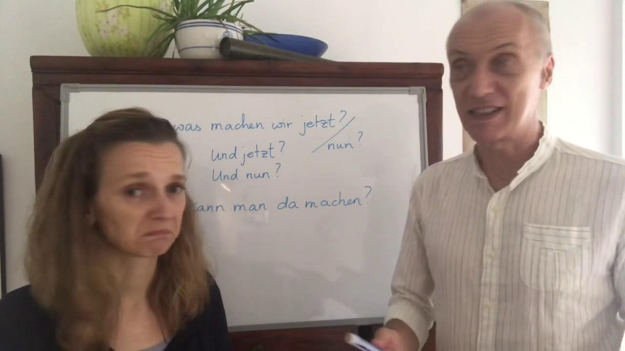 日常用的德文 - 「怎麼辦?」德文怎麼說? - YouTube