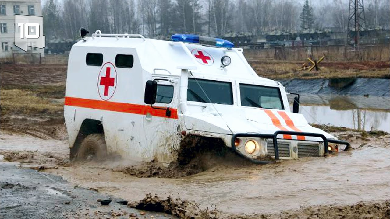 10 Safest Armored Ambulances in the World