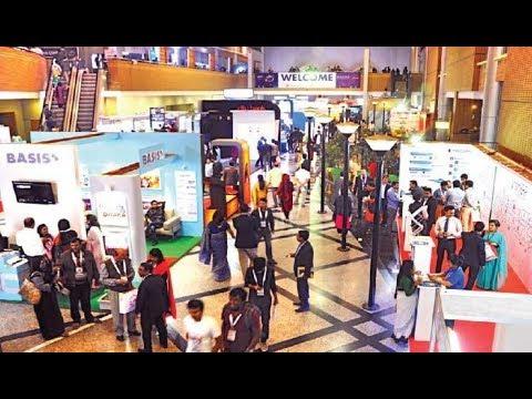 SoftExpo 2018 Fairs  Bangabandhu Convention Center