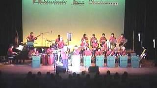 兵庫県西宮のウエストウインズジャズ オーケストラです。 曲は「ナイト...