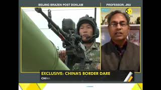 WION Gravitas: Chinese troops make 20 incursions into Ladakh