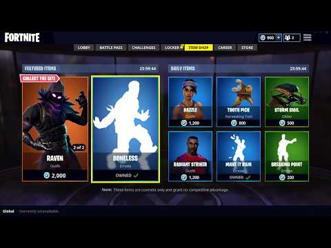 MAKE IT RAIN EMOTE COMEBACK  ! Fortnite ITEM SHOP May 6! NEW Featured items and Daily items!