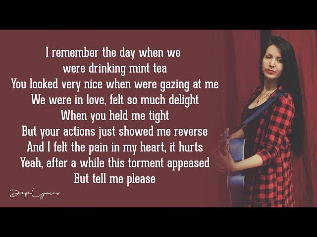 Valerie Warntz - I Don't Love You Anymore (Lyrics) 🎵