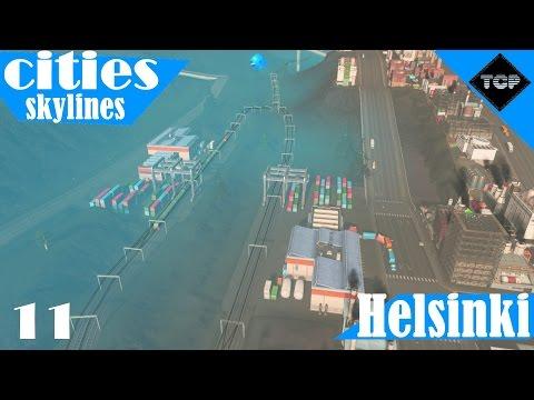 Cities: Skylines   Helsinki - Osa 11   Häröilyä ja massakuolemaa!!